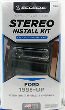 New listing Scosche Fd3090 1995 Up Ford Stereo Install Dash Kit