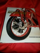 The Art of the Motorcycle by Guggenheim Museum Staff and Thomas Krens Soft Cover