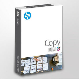 A4 High Quality Printer Paper White 500 Sheets HP ** Free 1st Class Delivery **