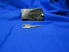 CADILLAC ALL LEATHER KEY HOLDER