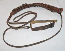 Alte Peitsche Leder Vintage Fetisch SM Sadomaso Fach D2