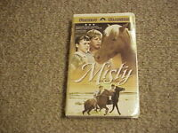Misty (VHS, 2002 Clamshell) / New! / Sealed! / Free Shipping!