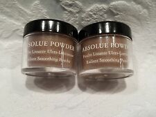 "Lancome-Lot 2 Absolue Powder Radiant Smoothing Sample - ""Dark"" - Unknown Shade"
