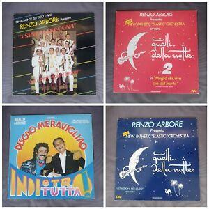 Renzo Arbore - Antologia, 4 LP