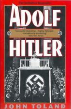 The Definitive Biography ADOLF HITLER by JOHN TOLAND (Paperback)