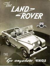 "013 Autobiography - Range Rover USV Car 14""x18"" Poster"