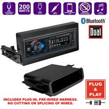 Plug In Bluetooth Usb Car Stereo Radioselect 1995 2005 Chevygmc Truck Dash Kit