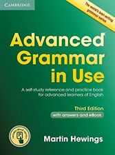 Advanced Grammar in Use Book with Answers and Interactive eBook: A Self-study…