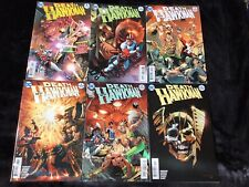 Death of Hawkman 1- 6 DC Comics Hawkman Hawkgirl Adam Strange Green Lantern