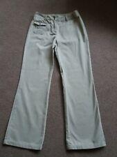 Ladies size 10 beige trousers