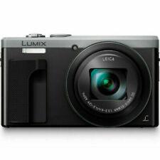 Genuine Panasonic Lumix DMC-TZ80GN-S Travel Zoom Camera 18.1MP SILVER