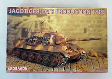 Dragon JAGDTIGER Late Production Type 1/35 Scale Imperial Series Model Kit 9036