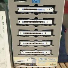 """Kato 10-330 Escala N Jnr Juego Trenes Japan Automotores Eléctricos """"Haruka"""" 281"""
