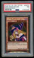 Dark Magician Girl ***RED RARE*** DL18-EN003 MFC-000 Edition Art Yugioh