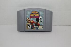 Ready 2 to Rumble Boxing Round 2 Nintendo 64 N64 Authentic