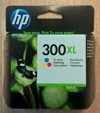 Original HP 300XL Tri-color Ink Cartridge