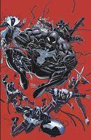 Venomverse #1 Bradshaw 1:100 Incentive Variant Cover Venom Marvel 2017