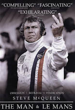 Steve Mcqueen - The Man and Le Mans  DVD DOCUMENTARYwith Vintage Unseen Footage