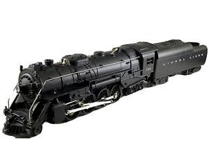 Lionel Postwar 736 Berkshire Steam Locomotive & 2046W Whistle Tender Very Clean