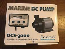 Jebao DCS3000 bomba de retorno, bomba de retorno acuario marino, vendedor de Reino Unido