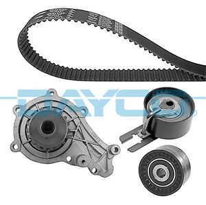 Peugeot 206 207 307 308 407 1.6 Hdi Dayco Kp15598Xs Timing Belt Water Pump Kit