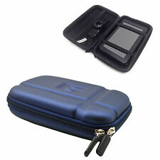 "GPS Hard Shell Carry Case Bag Zipper Cover Pouch For 5"" Garmin Nuvi Nav 2555LMT"