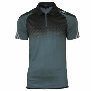 adidas Herren Shirt Poloshirt adizero Polo Kurzarm Climacool Sportshirt Gr.S