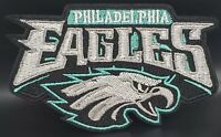 "Philadelphia Eagles ""Shield"" Embroidered Iron On Logo Patch~Free Shipping~"