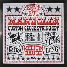 Ernie Ball 2320 Mandolin Strings stainless steel loop end 10-36