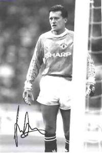 Les Sealey - Man Utd - Signed Photo - COA (3448)