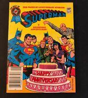 The Best of DC Blue Ribbon Digest - #16 - Superman - 1981