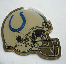 Pin's pin FOOTBALL AMERICAIN CASQUE DES INDIANAPOLIS COLTS (ref L30)