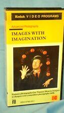 KODAK VIDEO PROGRAMS: Advanced Photography ~Images With Imagination~  BETA Tape