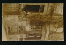 Gloucestershire Glos BRISTOL Horfield? Hope Villa House & residents 1900s RP PPC