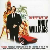 Andy Williams : The Very Best Of CD (2009) ***NEW*** FREE Shipping, Save £s