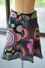DESIGUAL - Très jolie jupe multicolore - Taille S - EXCELLENT ÉTAT