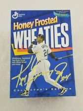 Honey Frosted Wheaties Ken Griffey Jr. Collector's Edition  EMPTY Box