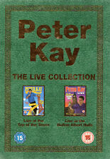 Peter Kay Live Collection : DVD Boxset - Free UK Delivery!!  **New / Sealed**