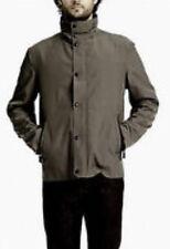 Coach Men's Light Weight Bonded Warren Jacket Coat Small 84353 Dusty Olive $698