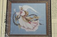 Lavender & Lace Counted Cross Stitch Chart Pattern Angel of Summer L&L 26