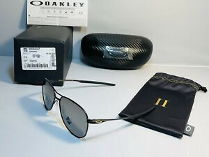 New Oakley Patrick Mahomes Contrail Black Frame Sunglasses Gold Limited Edition