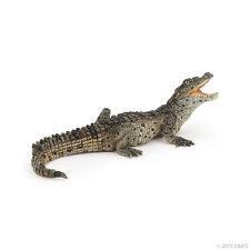 Papo 50137 Cocodrilo Joven 11cm Animales Salvajes