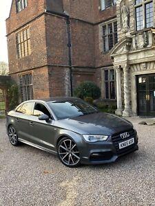 Audi A3 Saloon S line *MINT CONDITION*