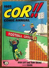 Cor!! Comic Annual 1985 in VGC - FREEPOST