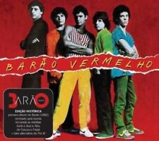 Barão Vermelho, Barao Vermelho - Barao [New CD]
