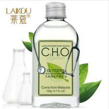 Pure Natural Organic Aloe Vera Glycerin For Face Hair Body Moisturizer Skin Care