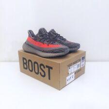 Adidas Yeezy Boost 350 V2 Beluga 1.0 Solar Red Steeple Grey Gray Kanye West UK 8