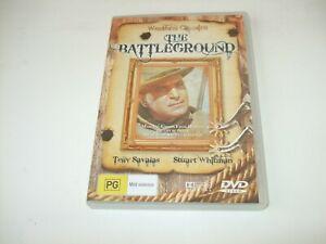 The Battleground - DVD **Free Postage** Telly Savalas Stuart Whitman