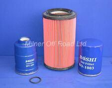 ENGINE FILTER KIT for NISSAN NAVARA PICKUP D22 2.5TD (TD25) 1998->11/2001
