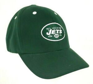 New York Jets Hat 🏈 NWOT Green Adjustable NFL Cap 🏈 New Without Tags